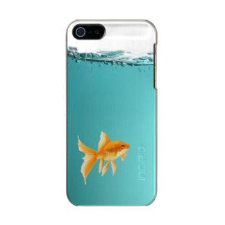 Goldfish iPhone SE/5/5S Incipio Shine Case