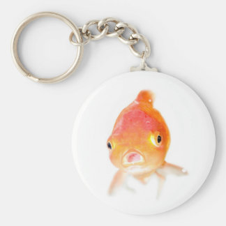 Goldfish Key Ring