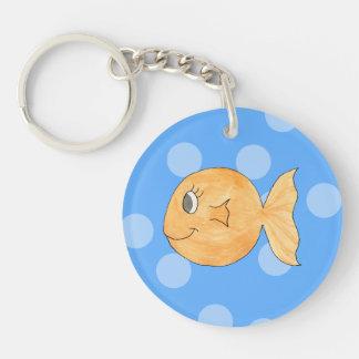 Goldfish. Key Ring