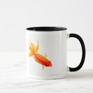 Goldfish, overhead view mug