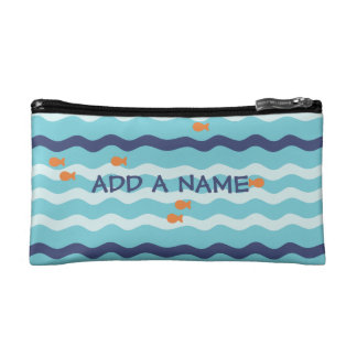Goldfish Personalized Pencil Case