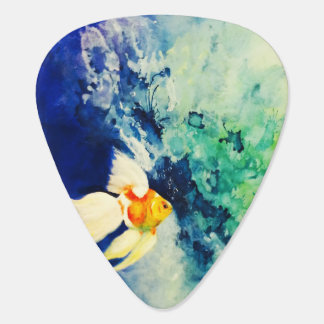Goldfish Plectrum