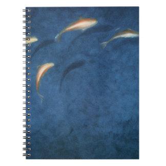 Goldfish Pool Notebook