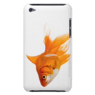 Goldfish, side view iPod touch Case-Mate case