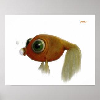 Goldfish Syndrome Poster