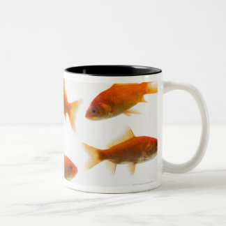 Goldfish Two-Tone Coffee Mug