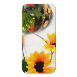 Goldfish wedding centerpiece sunflower photograph covers for iPhone 5