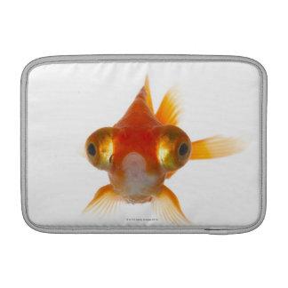 Goldfish with Big eyes 2 MacBook Sleeve