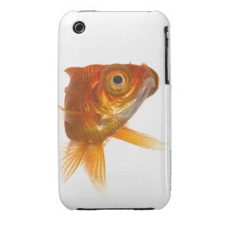 Goldfish with Big eyes 3 Case-Mate iPhone 3 Case