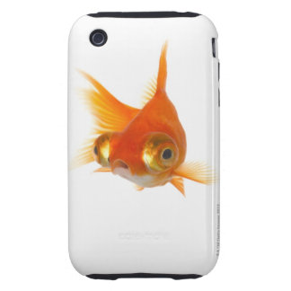 Goldfish with Big eyes iPhone 3 Tough Covers