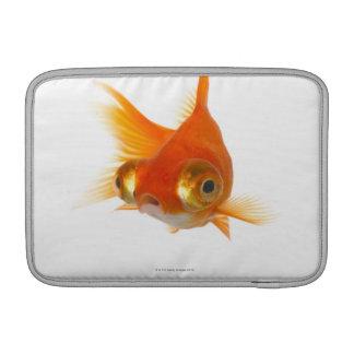 Goldfish with Big eyes MacBook Sleeve