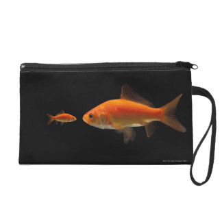 Goldfish Wristlet