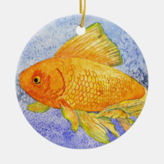 Goldie Christmas Ornament