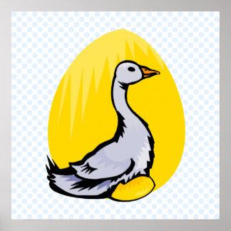 Goldie Goose Posters