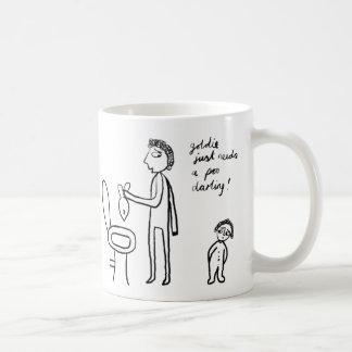 Goldie mug