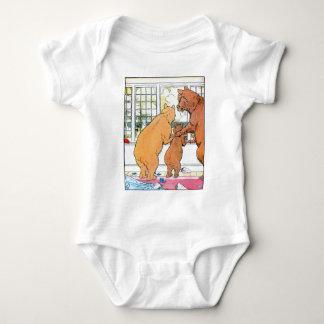 Goldilocks and The Three Bears T Shirt