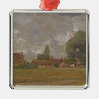 Golding Constable's House, East Bergholt: The Arti Christmas Ornament