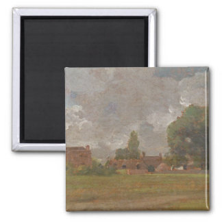 Golding Constable's House, East Bergholt: The Arti Square Magnet