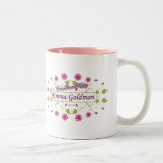 Goldman ~ Emma Goldman Famous USA Women Coffee Mug