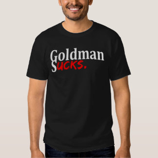 GOLDMAN TEE SHIRT