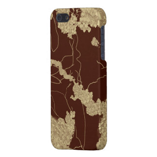 Goldmap iPhone Case