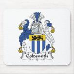 Goldsmith Family Crest Mouse Mat