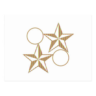 GOLDSTAR GOLD STAR POSTCARD