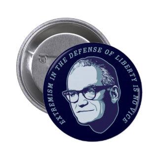Goldwater Button Pinback Buttons