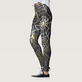 GoldWeb Leggings