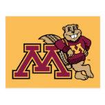 Goldy & Minnesota M