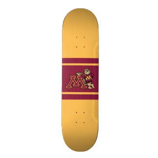 Goldy & Minnesota M Skateboard Decks