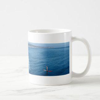Goleta Girl Paddle Boarding Mug