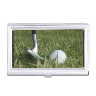 golf-22 business card cases