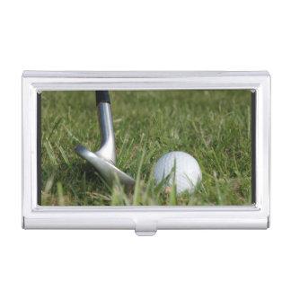 golf-22 business card case