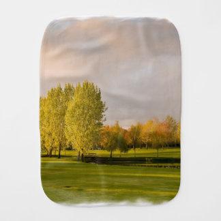 golf-25 burp cloths