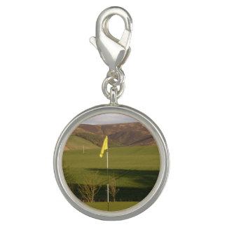 golf-9 charm bracelets