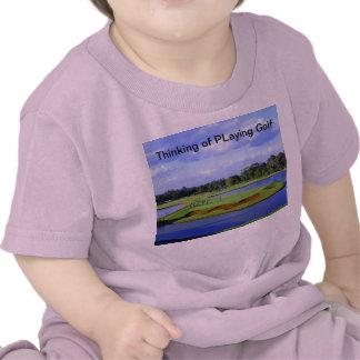 Golf Baby T-Shirt