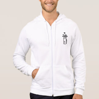Golf bag hoodie