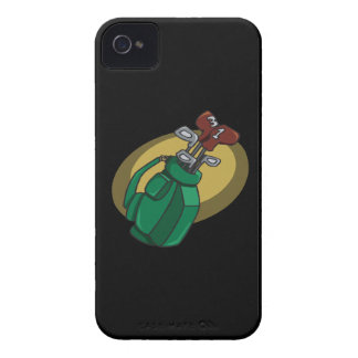 Golf Bag iPhone 4 Cover