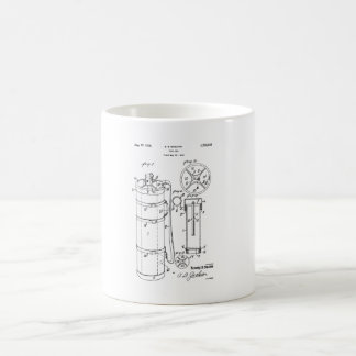 GOLF BAG PATENT 1929 - Mug