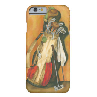 Golf Bag with Glove by Jennifer Goldberger Barely There iPhone 6 Case