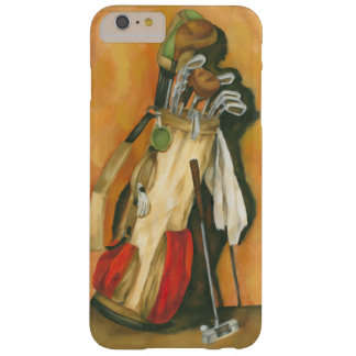 Golf Bag with Glove by Jennifer Goldberger Barely There iPhone 6 Plus Case