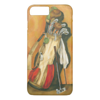 Golf Bag with Glove by Jennifer Goldberger iPhone 8 Plus/7 Plus Case