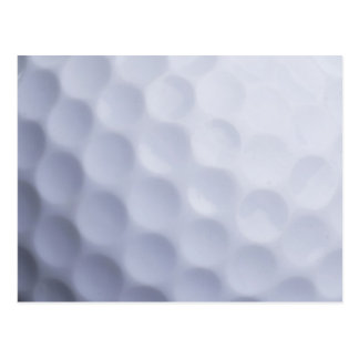 Golf Ball Background Customized Template Postcard