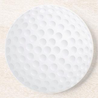 Golf Ball Beverage Coaster