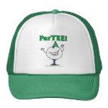 Golf Ball Character ParTEE! Cap
