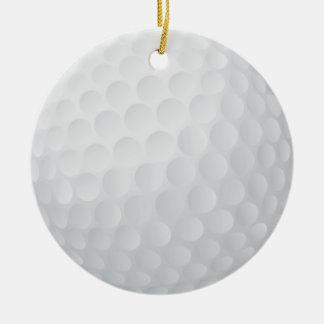 golf ball Christmas keepsake Christmas Ornament