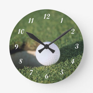 Golf Ball Clocks