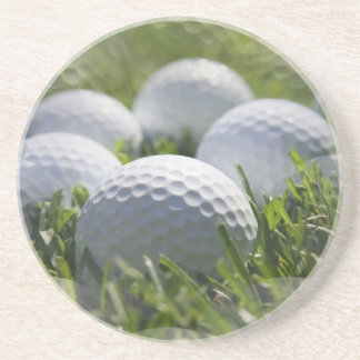 Golf Ball Coasters