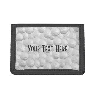 Golf Ball custom wallet